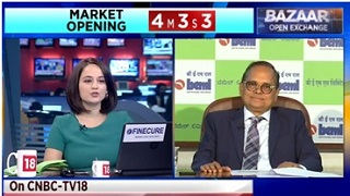 BEML CMD – Exclusive Interview with CNBC - Expects 30% Growth in Topline in FY19