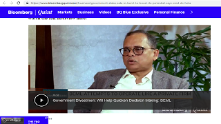 BEML CMD Speaks To Bloomberg Quint – 15.07.2019